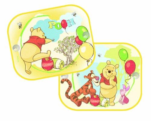 Pare soleil x2 Winnie l'ourson - Kaufman