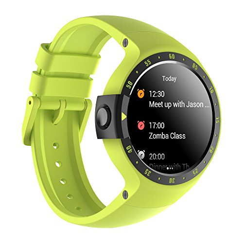 Ticwatch S Aurora Smartwatch con Display OLED da 1,4 Pollici, Android Wear...