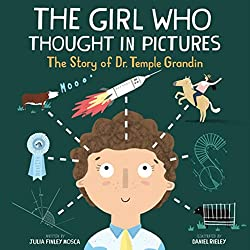 The Girl Who Thought in Pictures: The Story of Dr. Temple Grandin (Amazing Scientists) (AFFILIATE)