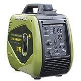 Buffalo Tools GEN2200DFI 2200W Dual Fuel Inv Generator