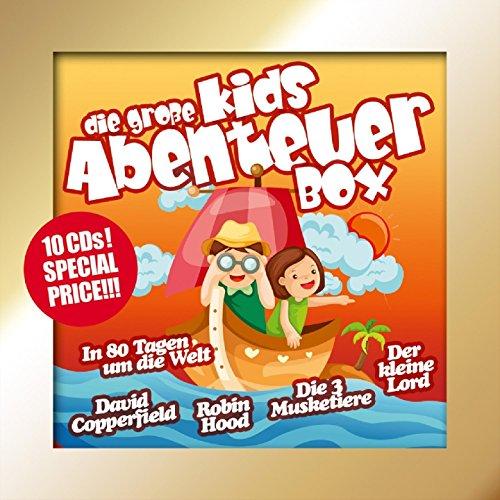 Die Große Kids Abenteuer Box
