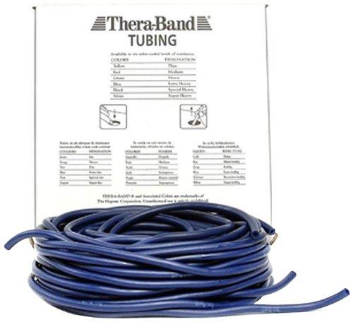 Tubo Thera-Band 7.50 m, extra fuerte / azul