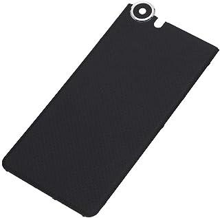tongzhou Mobilbatteri fodral för BlackBerry KEYone mobiltelefon baksida batteri skydd mobiltelefon tillbehör (silver)