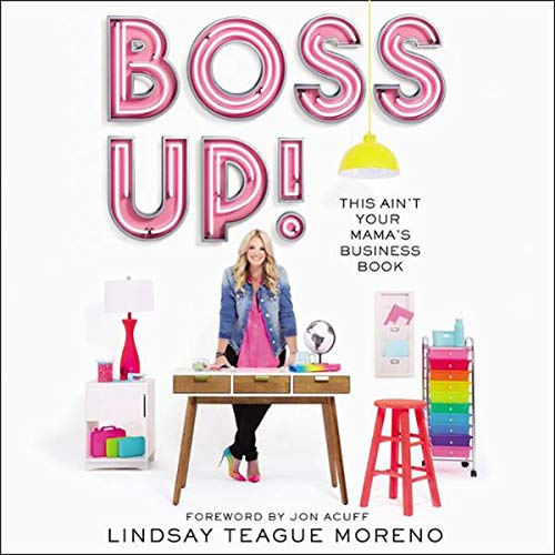 Boss Up! audiobook cover art