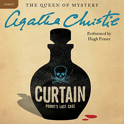 Curtain: Poirot's Last Case Audiobook By Agatha Christie cover art