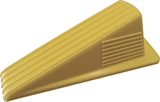 Shepherd Hardware 3763 Heavy Duty Jumbo Rubber Door Wedge, Yellow