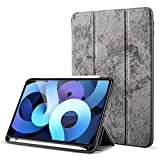 This Case Is Specifically Designed To Fit The iPad Air 4 10.9 inch 2020 Only. Keeping Your Convenience In Mind, This Case For iPad Air 4 10.9 inch 2020 is Designed To Give You The Best Utility & User Experience Possible. Perfect Fit & Precise Cutouts...