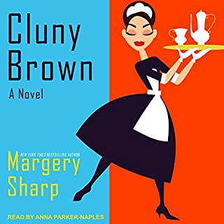 Cluny Brown audiobook cover art