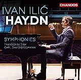 Haydn : Symphonies Transcribed By Carl David Stegmann