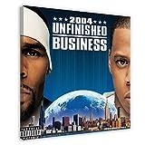 Jay-Z's Albumcover – unlackiertes