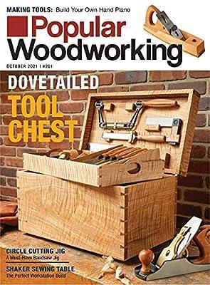 Popular Woodworking (1-year)