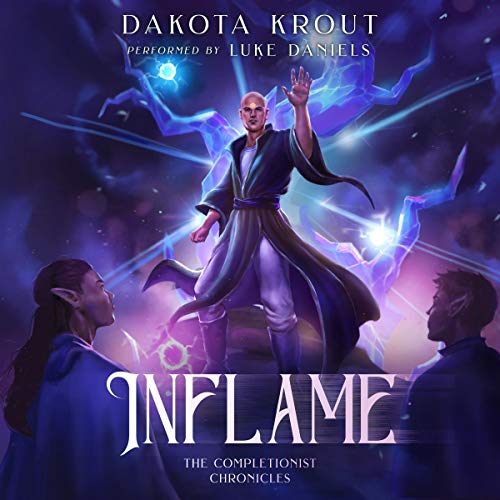 Inflame cover art