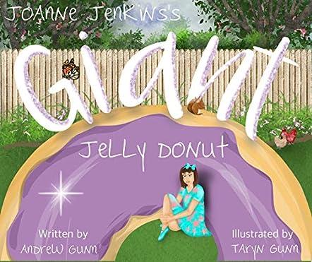 Joanne Jenkins's Giant Jelly Donut
