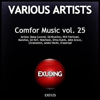 Comfort Music Vol. 25