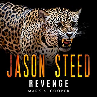 Revenge: Jason Steed audiobook cover art