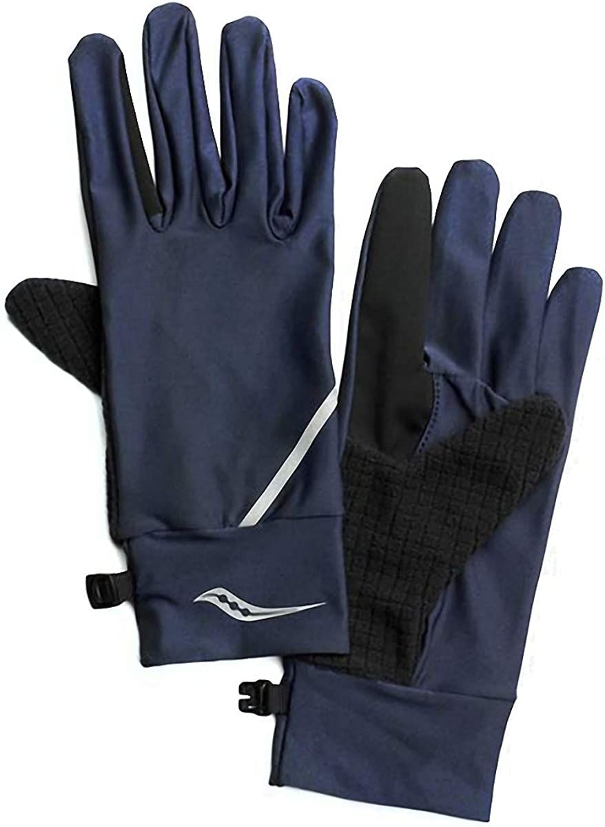Saucony Fortify Glove - Color: Mood Indigo - Size: L