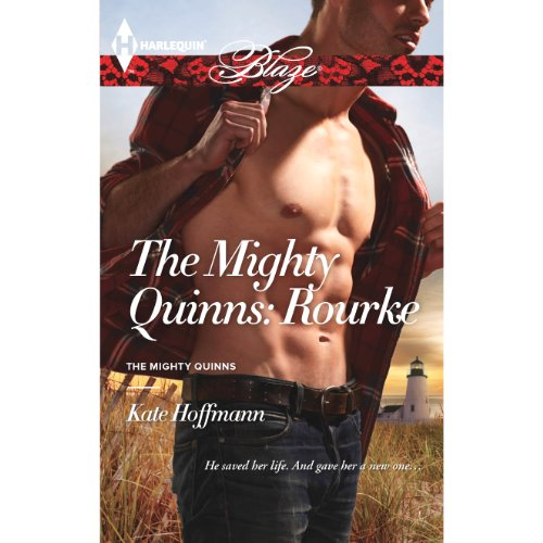 The Mighty Quinns: Rourke audiobook cover art