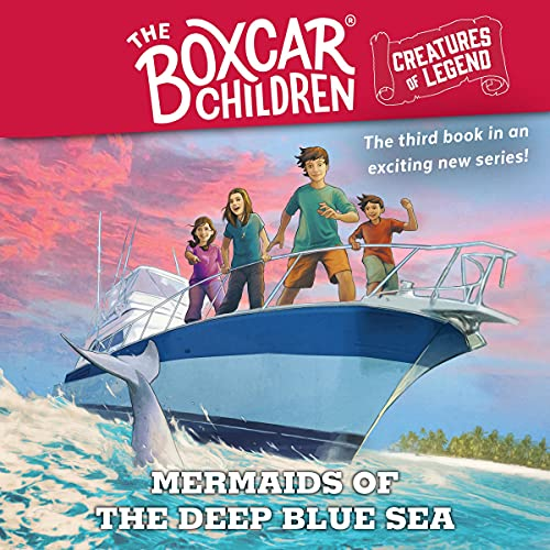 Mermaids of the Deep Blue Sea cover art