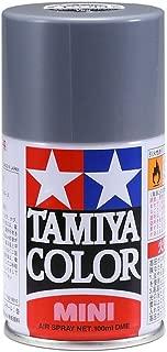 Spray Lacquer TS-100 Bright Gun Metal - 100ml Spray Can 85100