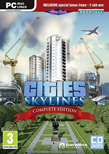 Cities Skyline - édition complète