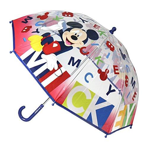 Cerdá 2400000402 Paraguas, Multicolor (Multicolor 001), One Size (Tamaño del fabricante:Única) para Niños