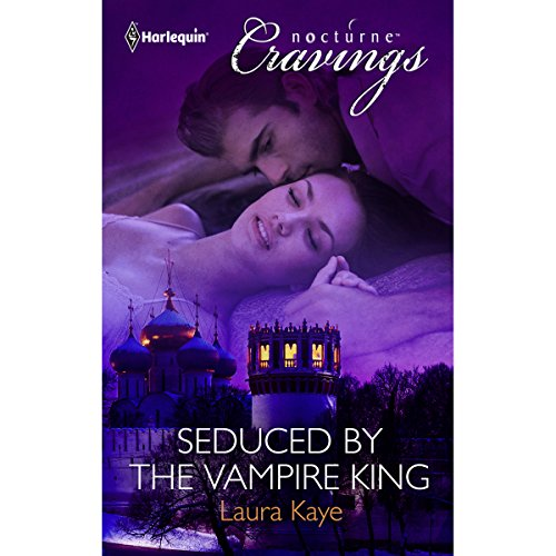 Seduced by the Vampire King cover art