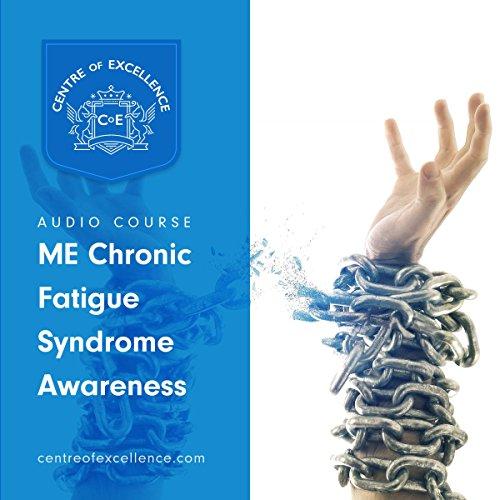 ME/Chronic Fatigue Syndrome Awareness audiobook cover art