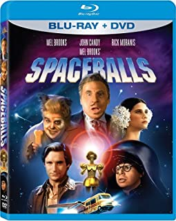 Spaceballs [Blu-ray] [1987] [US Import] (B001UN1KVE) | Amazon price tracker / tracking, Amazon price history charts, Amazon price watches, Amazon price drop alerts