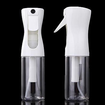 Empty Spray Bottle -5.4oz/160ml Hair Spray Bottle Mist Sprayer Fine Mist Spray Bottle Ultra Fine Continuous Spray Wat...