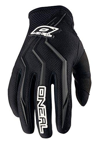 O'Neal Element Handschuhe Schwarz MX MTB DH Motocross Enduro Offroad Quad BMX FR, 0390-1, Größe S