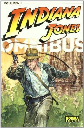 INDIANA JONES OMNIBUS 1 (CÓMIC USA)