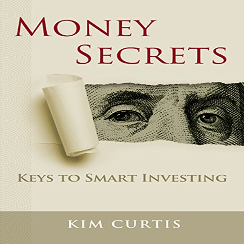 Money Secrets audiobook cover art