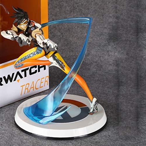 PY Aufsichtsrolle Tracer Action Figure Kampf Modell populäre Karikatur-Geschenk-Spielzeug Dekorationen aus OW Peripherals Puppe Ornamente