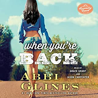When You're Back audiobook cover art
