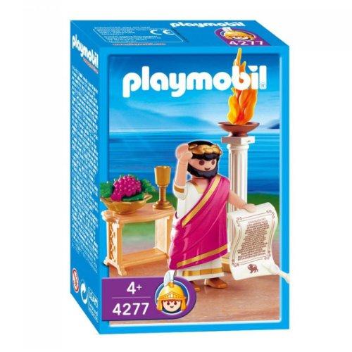 PLAYMOBIL 4277 - Emperador Romano