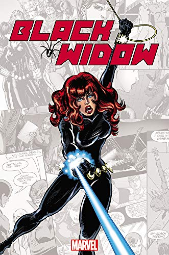 Black Widow. Marvel-verse