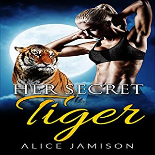 Her Secret Tiger audiobook cover art