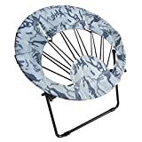 Impact Canopy 460020016-VC Web Folding Bungee Chair, Blue Camo