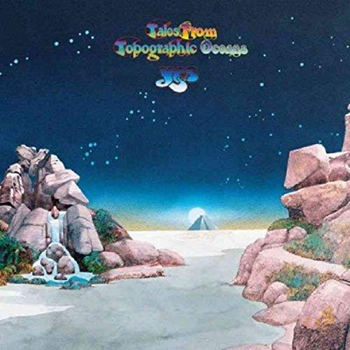 Tales from Topographic Oceans [Vinyl LP]
