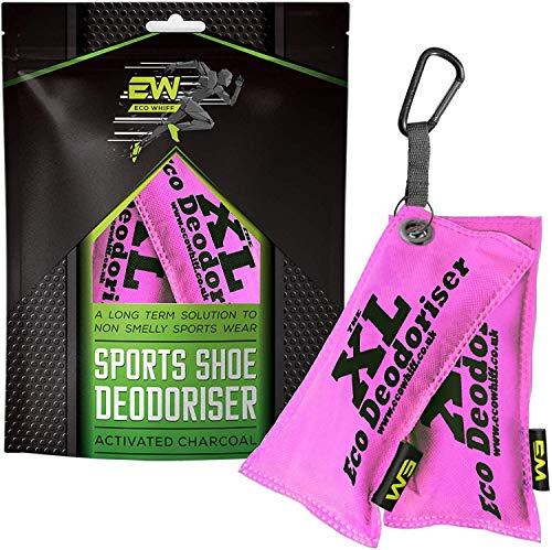 Eco Whiff Reusable Sports Shoe Deodorizer Odor Neutralizer & Air Purifier |...