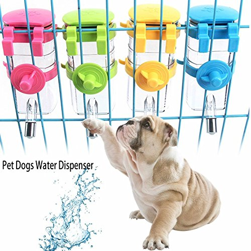 Dripless Pet Drinking Fountains