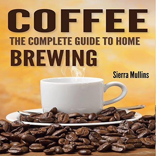 Coffee audiobook cover art