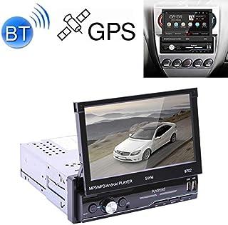 ZJJUN Electronics Video Audio SWM 9702 Car HD 7 inch Android Radio Receiver MP5 Player, Support FM & Bluetooth & GPS & WiF...