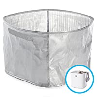 ModKat Liners 74185 Liner Bags for Cat Litter Box Accessory for ModKat cat litter box Designed to be a perfect fit A reusable insert for Modkat cat litter boxes With the incorporated handles, it is easy to remove.The tear resistant material is partic...