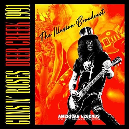 Guns N  Roses - Deer Greek 1991   The Illusion Broadcast