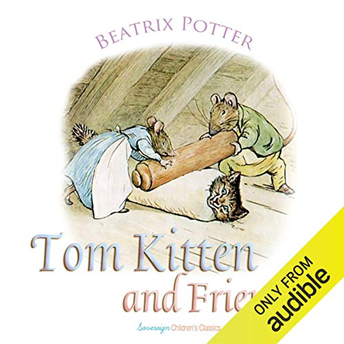 Tom Kitten and Friends cover art