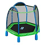 Bounce Pro My First Trampoline 84' l Steel for Durability and Stability