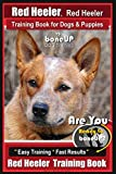 Red Heeler, Red Heeler Training Book for Dogs & Puppies By BoneUP DOG Training: Are You Ready to Bone Up? Easy Training * Fast Results Red Heeler Training Book
