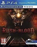 Until Dawn: Rush Of Blood - Playstation VR - PlayStation 4 - [Edizione: Francia]