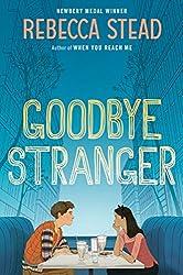 goodbye stranger is a middle grade book for kids